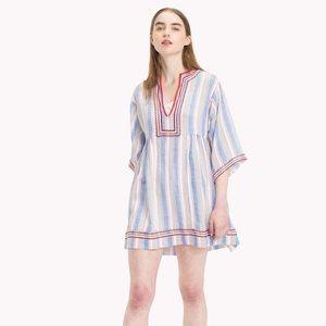 Tommy Hilfiger Brand New Kaftan Style Dress in S/ Premium Cotton